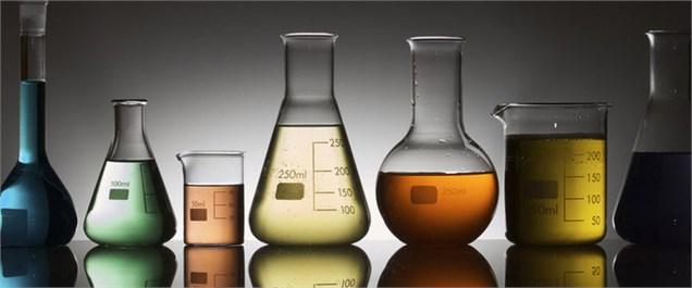 میانگین قیمت پایهی محصولات شیمیایی در اسفند ماه 1393