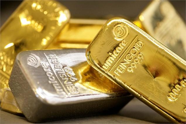 قیمت طلا ۱۵.۵ دلار افزایش یافت