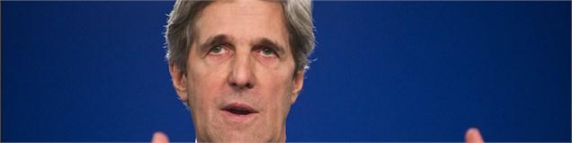کری: نمیتوانیم تعهدی در مورد توافق هستهای نهایی با ایران بدهیم