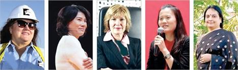 قدرتمندترین زنان کارآفرین آسیا در سال 2015
