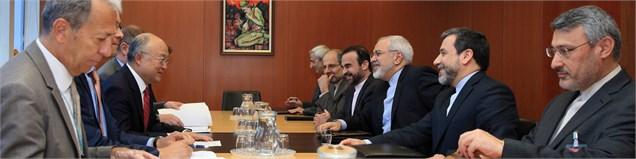 خوشبینی رسانه های غربی به توافق هسته ای به رغم تلاش نخست وزیر رژیم صهیونیستی/ظریف: تلاش نتانیاهو بیهوده است