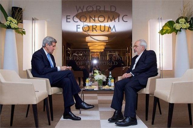پایان گفت وگوی وزیران خارجه ایران و آمریکا در سوییس