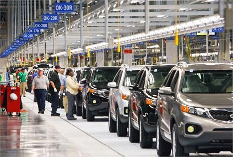 جدول ردهبندی بزرگترین تولیدکنندگان خودرو جهان در سال ۲۰۱۴ / ایران هجدهمین خودروساز جهان