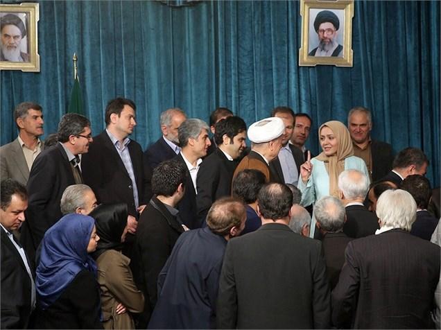 ورود هاشمی رفسنجانی به انتخابات اتاق بازرگانی