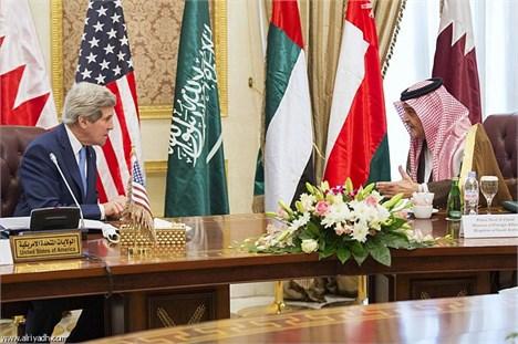 کری در جلسه با 6 وزیر خارجه خلیج فارس: نگران توافق هستهای با ایران نباشید