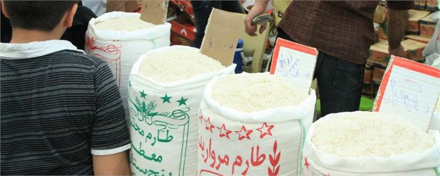 الزام نصب کد رهگیری بر برنج ایرانی از سال ۹۴