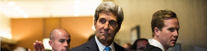 کری: یک روز پس از توافق، بقیه اختلافات با ایران را بررسی میکنیم / فابیوس: باید مهلت یک ساله جهت اجرای توافق تعیین کنیم