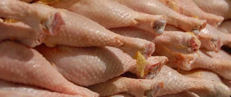 قیمت مرغ در میادین به ۴۸۰۰ تومان رسید