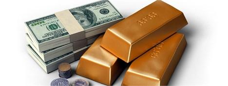 قیمت جهانی طلا نزدیک 1200 دلار در هر اونس از حرکت باز ایستاد