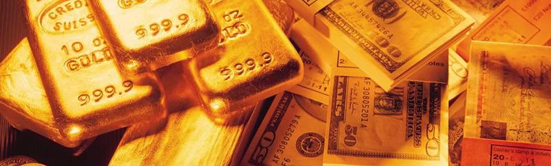 قیمت جهانی طلا اندکی بالا رفت