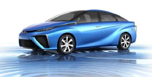 هیدروژنیها؛ خودروهای آینده؟