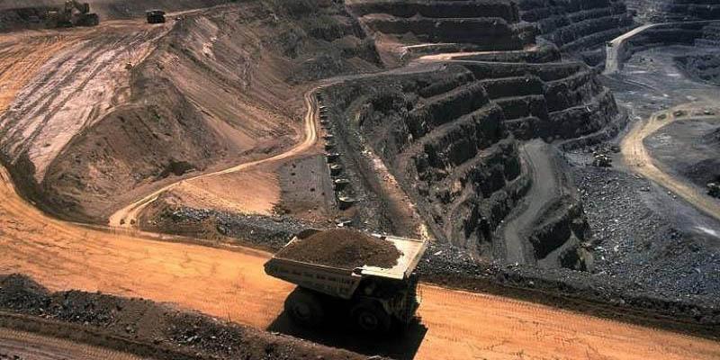 اکتشاف عناصر نادر خاکی در معادن سنگآهن سنگان