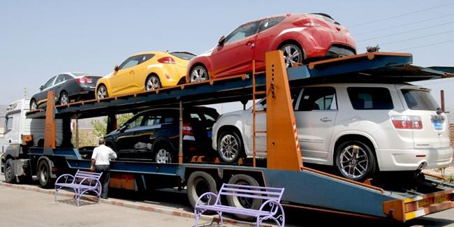 برخورد با گرانفروشی واردکنندگان خودرو
