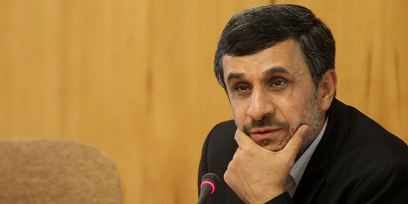 تشکیل دولت سایه توسط احمدینژاد