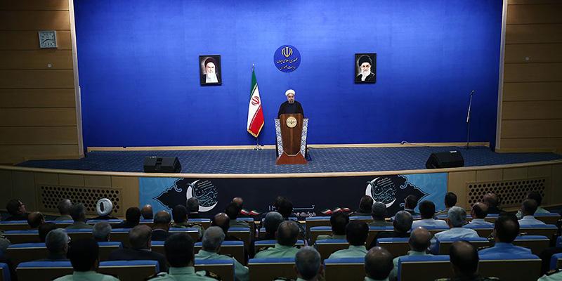نیروهای مسلح پشتیبان اقتدار و منافع ملی/ ذهنیت دروغین ساخت سلاح هستهای در ایران باید برای جهانیان افشا شود