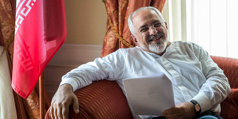 عضو کمیسیو امنیت ملی مجلس: ظریف متشکریم