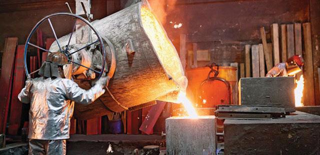 کاهش تولید فولاد در ایتالیا