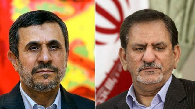 مستندات جهانگیری از تخلفات 294 میلیارد دلاری احمدینژاد