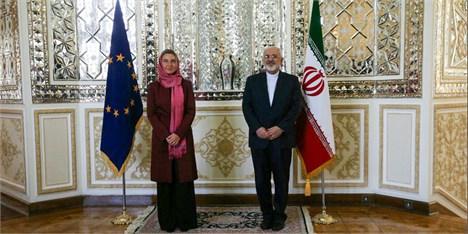 ظریف از آغاز دور جدید گفتوگوهای ایران و اروپا خبر داد