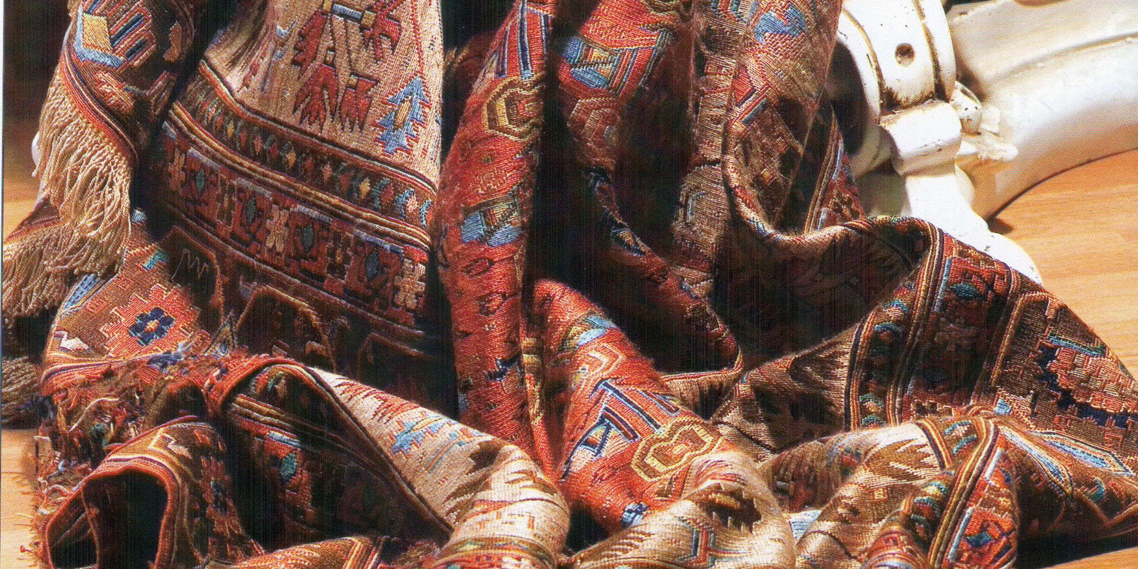 رهاورد توافق برای فرش دستباف