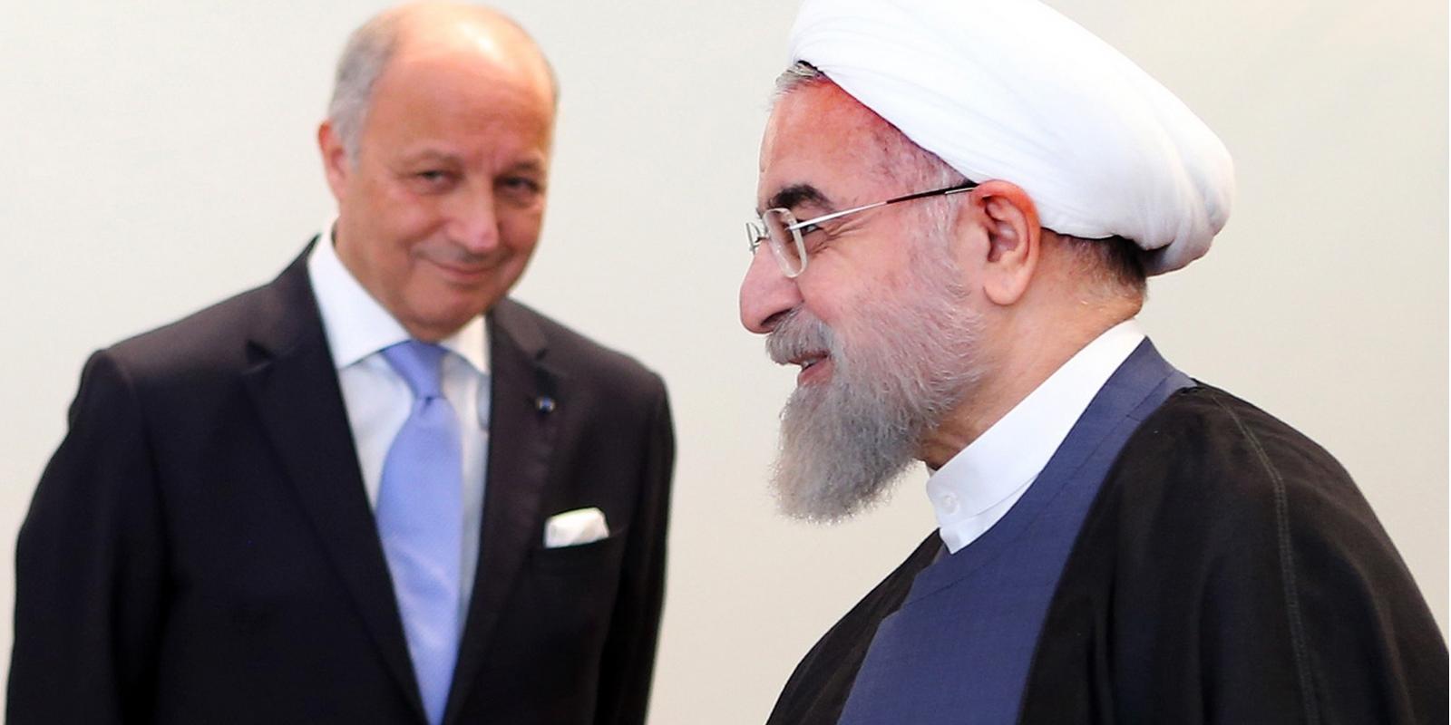 روحانی: توافق هسته ای باید همکاری بهتری را با اروپا رقم بزند