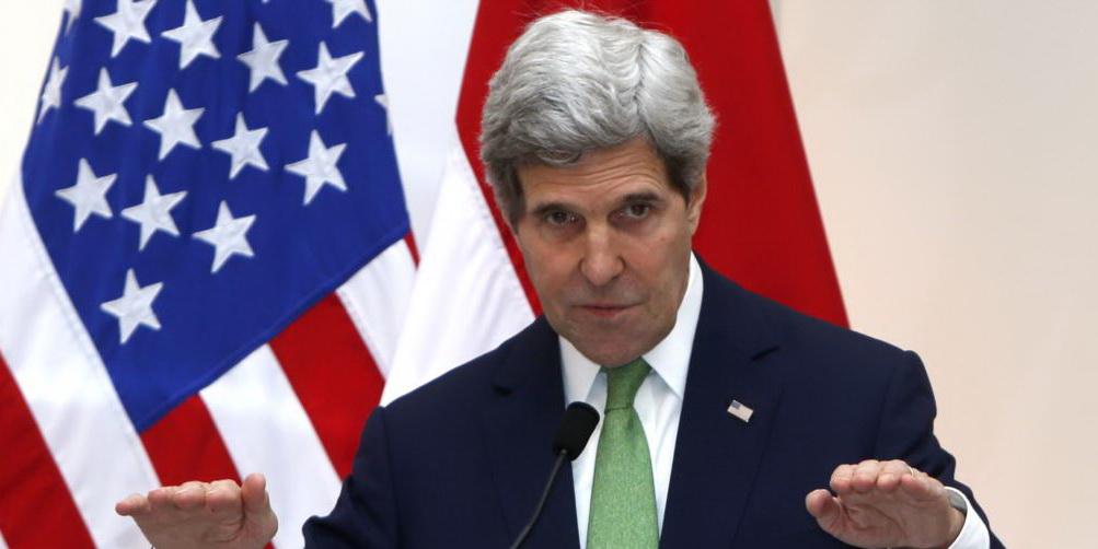 تاکید چند باره جان کری بر اهمیت توافق هستهای ایران و گروه 1+5