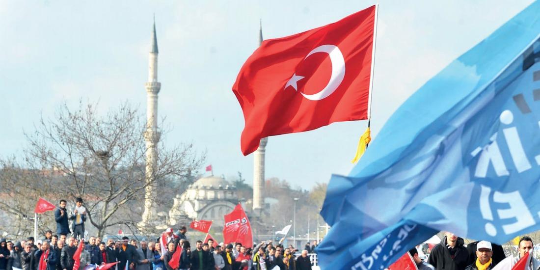 مداخله بانک مرکزی ترکیه برای جلوگیری از سقوط بیشتر ارزش لیر