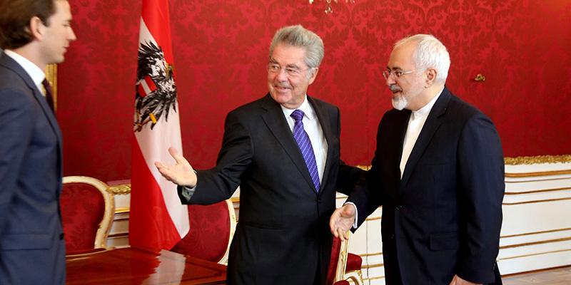 رییس جمهور اتریش با هیاتی 200 نفره به تهران میآید