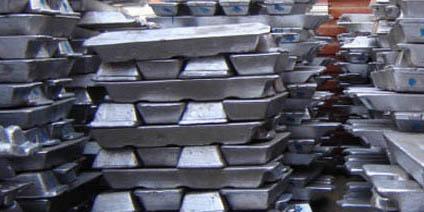 بررسی و پیشبینی قیمت فلز آلومینیوم