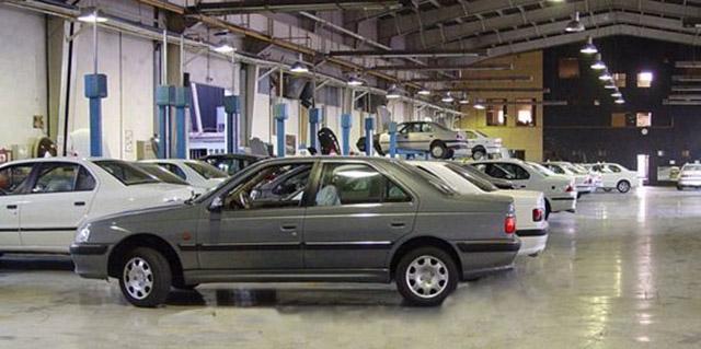 کیفیت 6 خودرو افت کرد