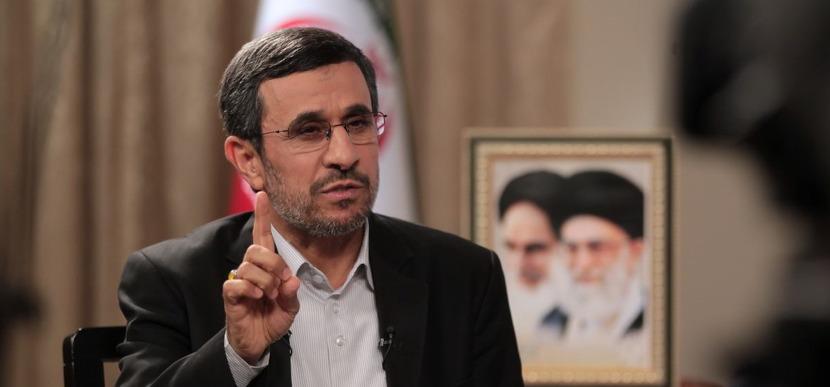 احمدی نژاد: دوره مال مردمخوری به پایان می رسد