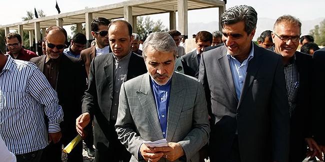 بازدید رییس سازمان مدیریت و برنامهریزی کشور از ایران خودرو