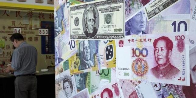 کاهش شدیدحجم ذخایر ارزی چین
