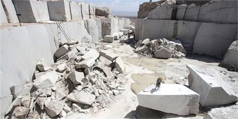 ایران، کشوری غنی از ذخایر سنگهای ساختمانی
