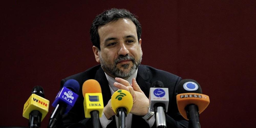 عراقچی: هنوز سانتریفیوژی جمع نشده است