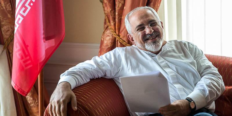 ظریف: تهدید به ترور را بعید میدانم