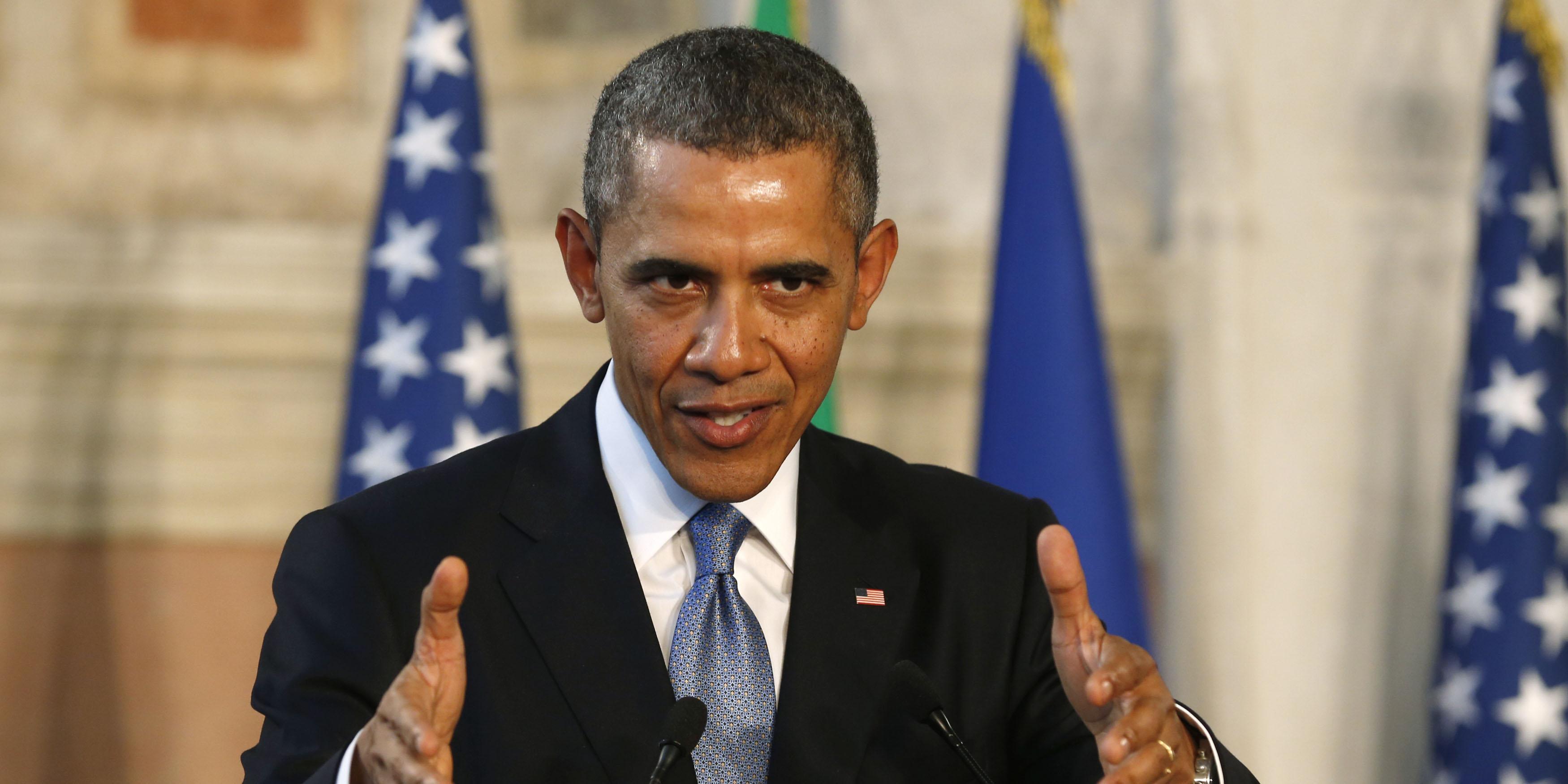 اوباما تحریمهای ایران را برای یک سال دیگر تمدید کرد
