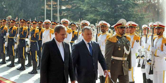امضای هشت سند همکاری بین ایران و مجارستان