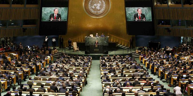 تصویب قطعنامه پیشنهادی ایران درباره پیگیری خلع سلاحهای هستهای