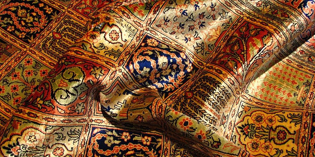 کپیبرداری فرش دستباف ایرانی در بازارهای جهانی