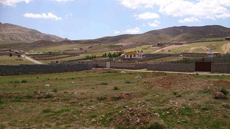 قیمت زمین در حومه پایتخت