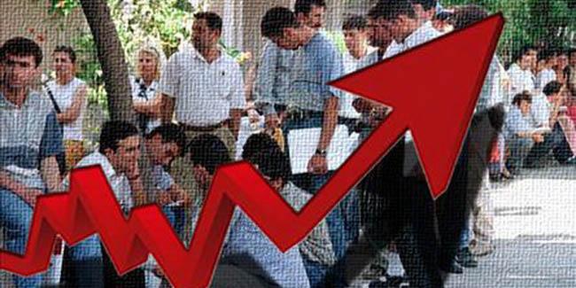 نرخ بیکاری 1/4 واحددرصد افزایش یافت