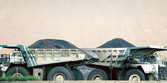 خواب زمستانی زغال سنگ با کمبود نقدینگی