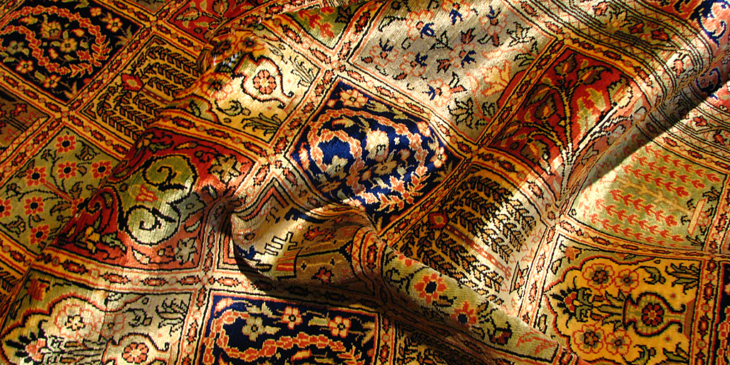 آغاز صادرات فرش دستباف به آمریکا