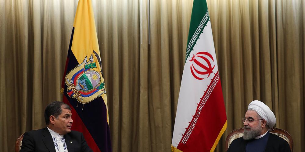 استقبال اکوادور از شرکتهای ایرانی برای ساخت نیروگاه در آن کشور