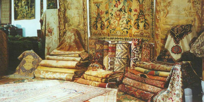 بازگشت فرش دستباف ایرانی به آمریکا