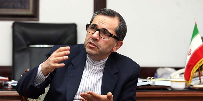 لغو تحریمها علیه ایران به رشد بسیاری از کشورها کمک میکند