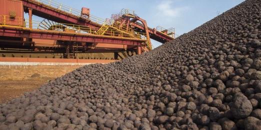 کشف بزرگترین ذخیره سنگ آهن در سنگان