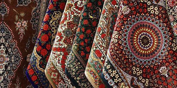 رتبه پنجم کشور در صادرات فرش ماشینی
