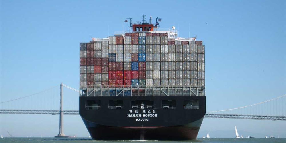 کاهش 1200 دلاری هزینه حمل و نقل دریایی برای هر کانیتنر با اجرای برجام